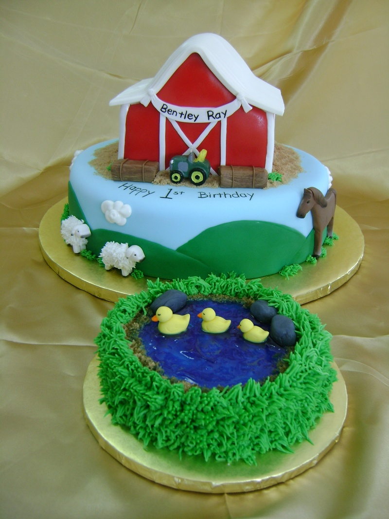 First Farm Specialty Cakes and Desserts