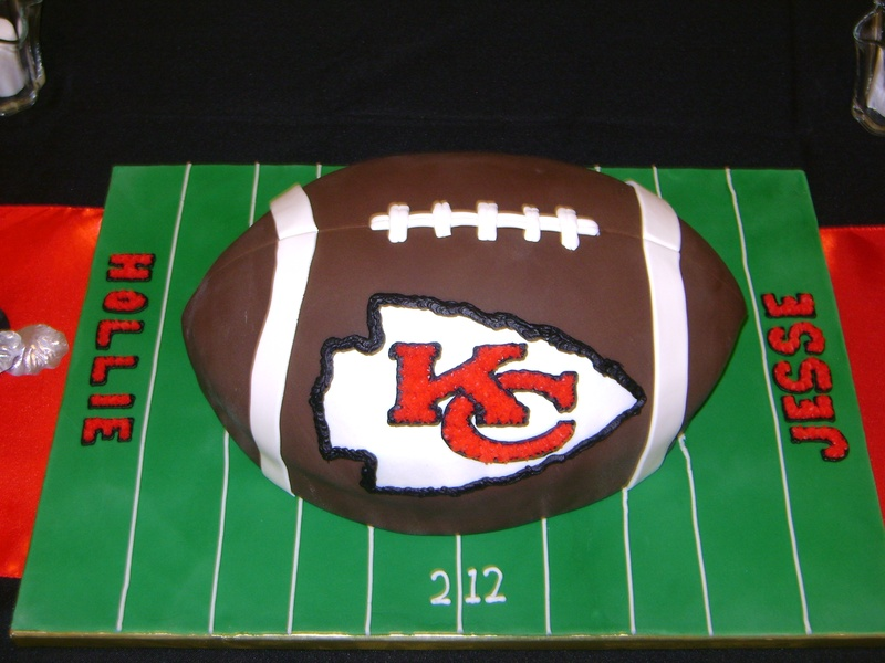 Kansas City Chiefs Specialty Cakes and Desserts